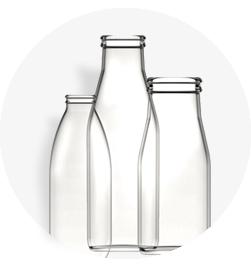Süt ve Süt Ürünleri Şişeleri